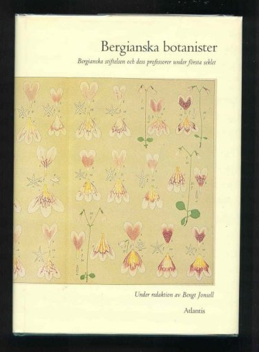 Image for Bergianska Botanister