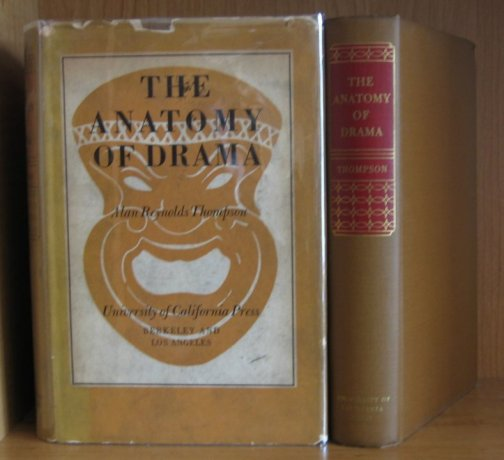 Image for The Anatomy of Drama