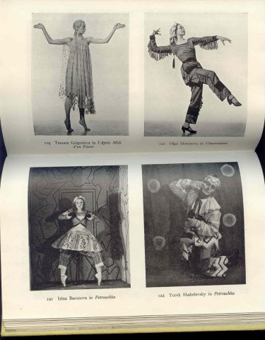 Image for Ballet Panorama. An Illustrated Chronicle of Three Centuries. With 158 Illustrations from Prints, Drawings and Photographs.