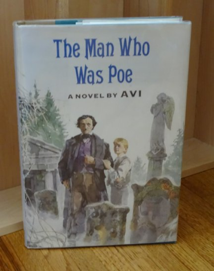 Image for The Man Who Was Poe.