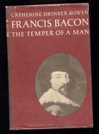 Image for Francis Bacon. The Temper of a Man.