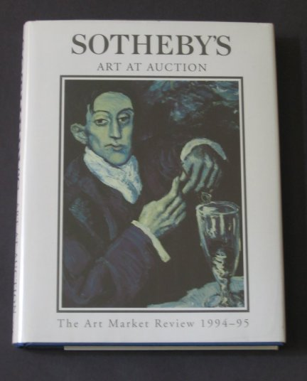 Image for Sotheby's Art at Auction. The Art Market Review 1994-1995.
