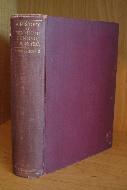 Image for A History of the Nineteenth Century Year By Year. Volume Three. [1857-1900]