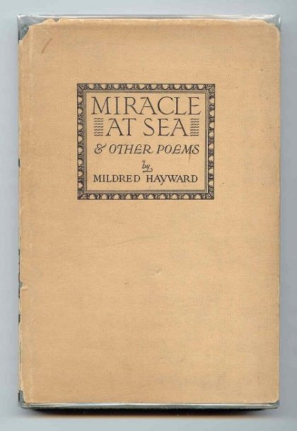 Image for Miracle at Sea and Other Poems